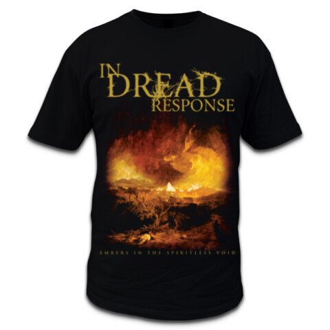 Apophis Shirt Black - Dread Storm