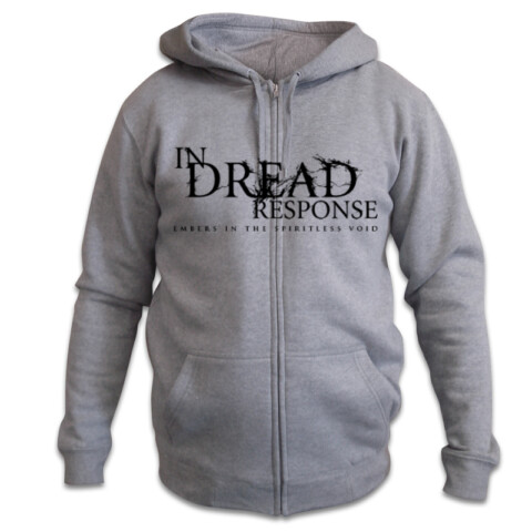 Dreadstorm Hoody (GREY) - Dread Storm